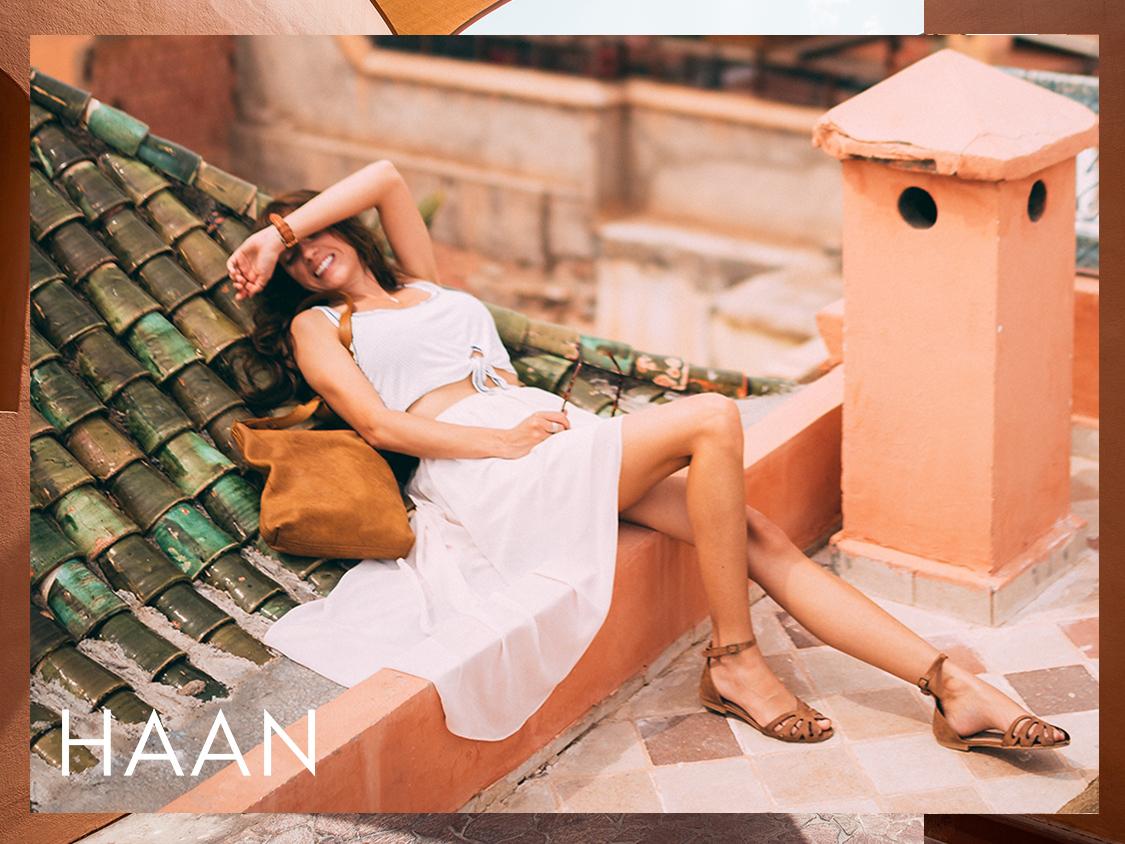 Brand Identity work for Haan