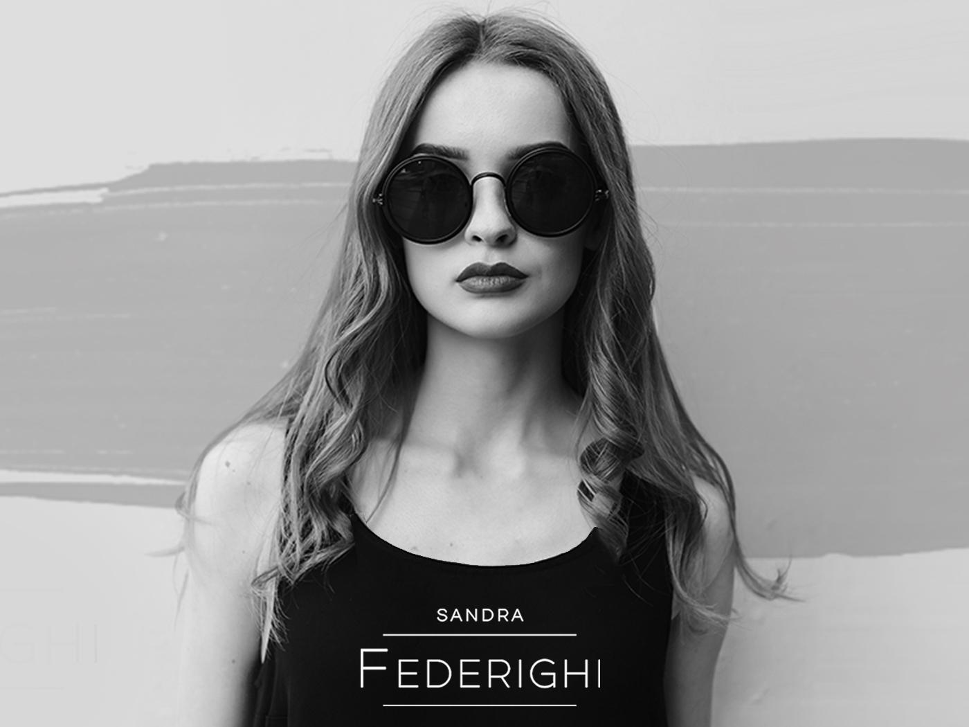 Brand Identity work for Sandra Federighi